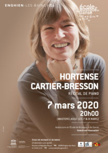 Interview de Hortense Cartier-Bresson