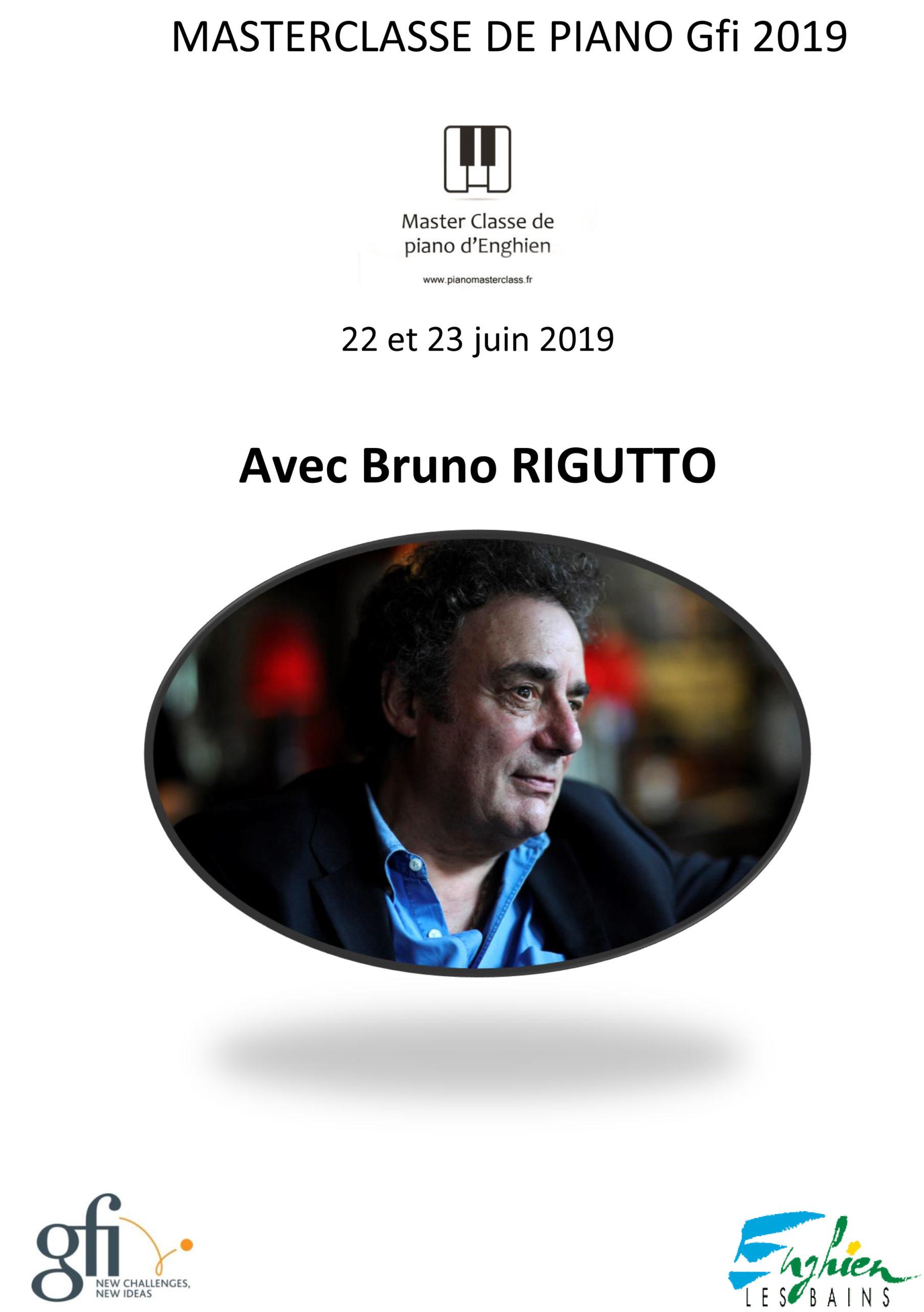 Interview de Bruno Rigutto