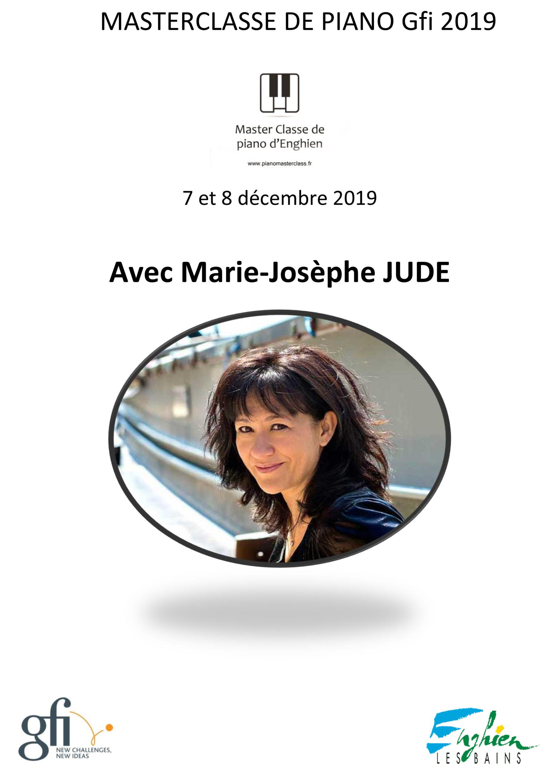 Interview de Marie-Josèphe Jude