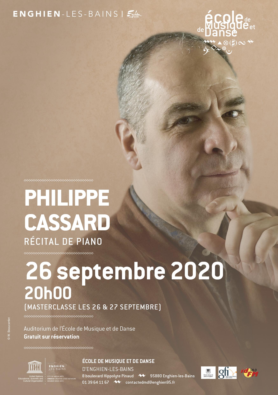 Interview de Philippe Cassard